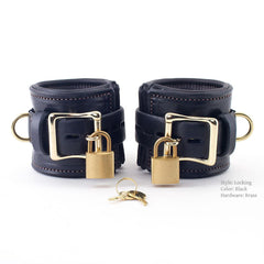Heavy Duty Padded Cuffs