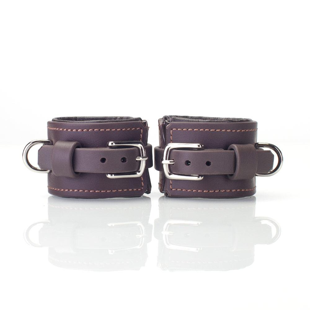 Padded Vegan Cuffs | Luxury Vegan BDSM from LVX Supply & Co