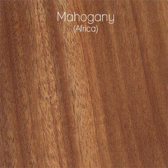 Mahogany Wood Swatch from LVX Supply & Co.
