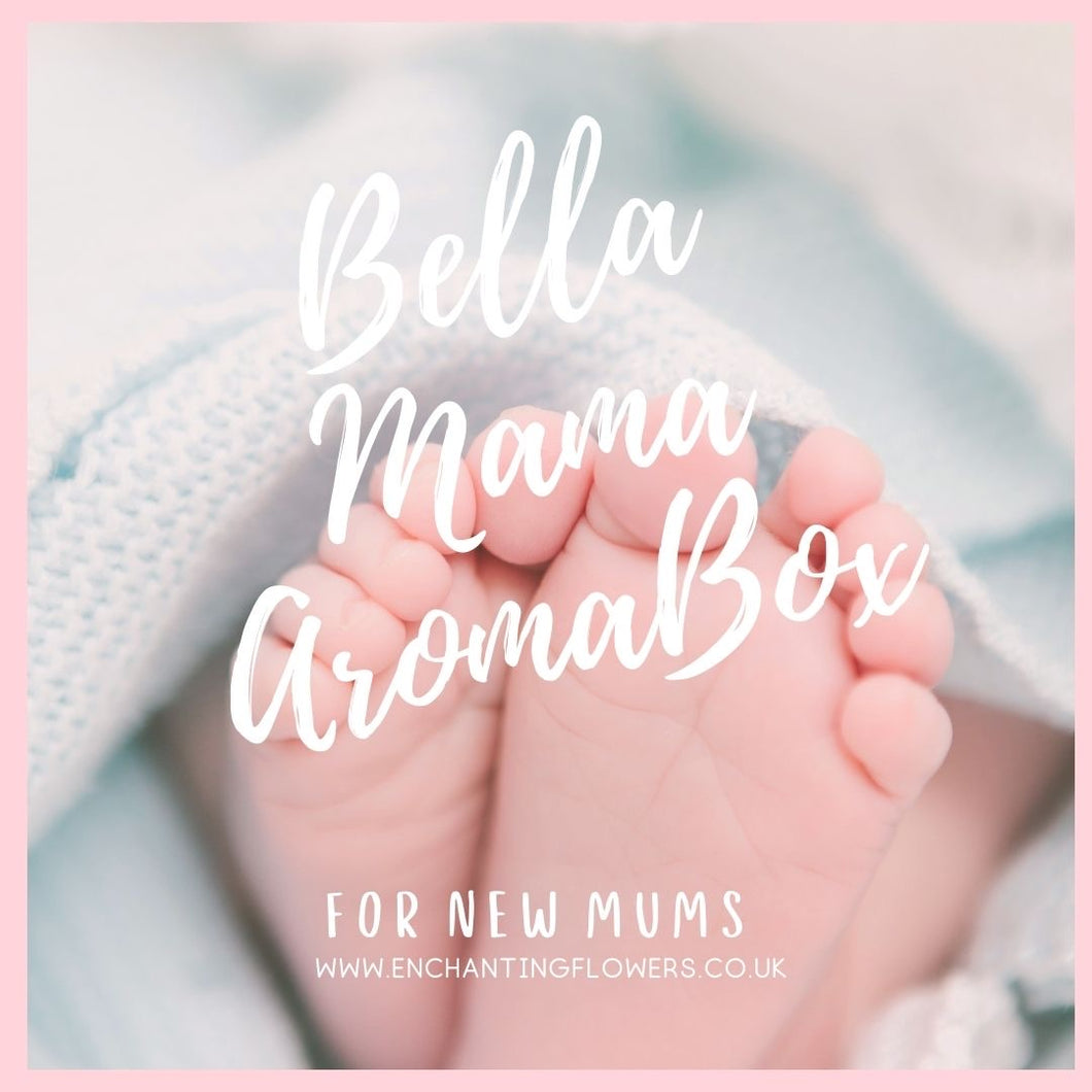 BELLA MAMA AROMABOX - for Mums to Be and New Mums