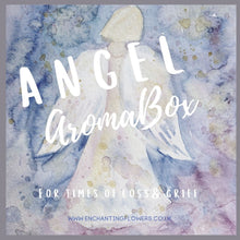 Load image into Gallery viewer, ANGELS AROMABOX - A Box of Comfort and Sympathy