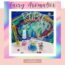 Load image into Gallery viewer, Fairy AromaBox - for an enchanting fairy experience