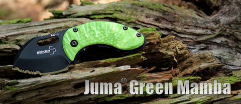 Juma green mamba composite example