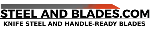 steel and blades webshop international knife blades shop