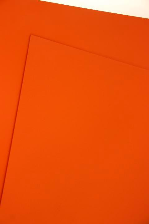 Hunter Orange Kydex 2x300x600mm