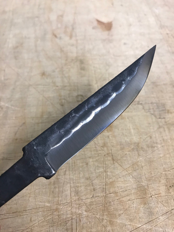 95mm Hammerfinish Knivblad