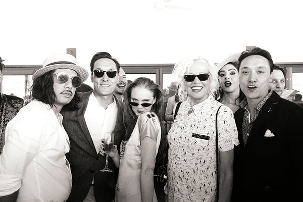 Nikhil Ra, Johnny Houston, Los Angela, Ellen Von Unwerth, Mark Houston