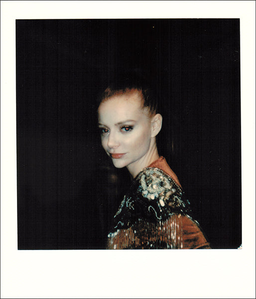 Ty Joseph Polaroid of Cherish Waters