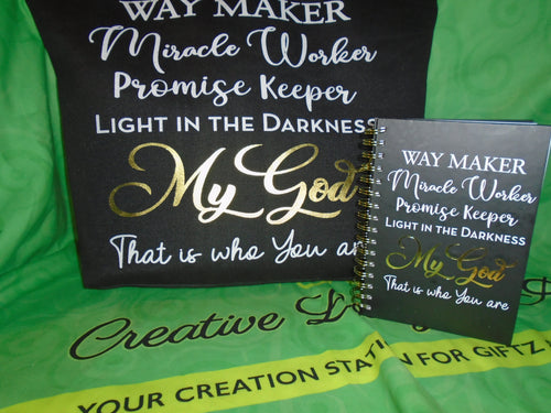 Way Maker Gift Set