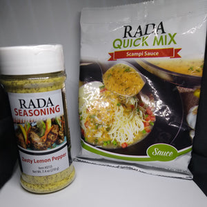 RADA - Seafood Seasoning Set
