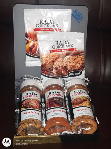 RADA - Meats Lover Seasoning Set.