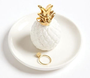 Pineapple Ring Holder