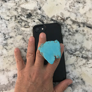 Pop Up Turquoise Slab for Phone