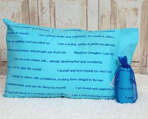 Positive Pillowcase in 4 Colors