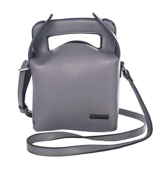 Take Out Handbag in Grey