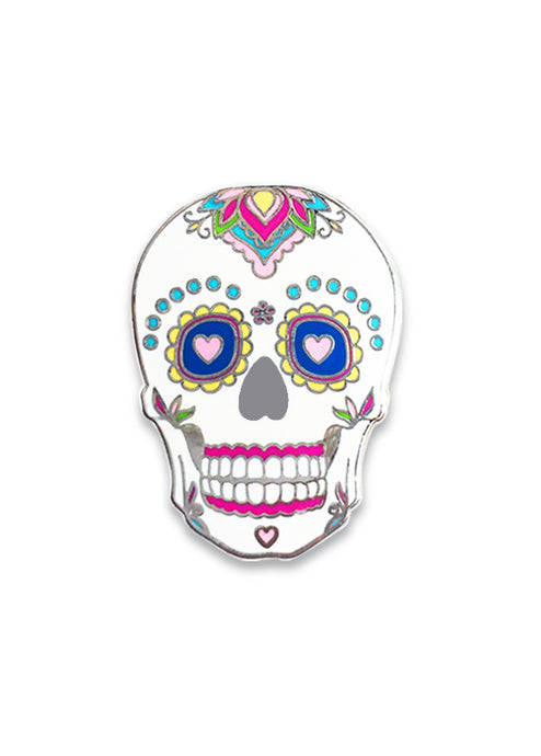 Sticker Charm Sugar Skull