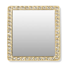 Phone Mirror SQUARE  in Gold