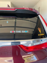"""Got The Shot"" Clear Vinyl Sticker - Special Price"