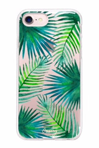 iPhone Case - Palm Leaves - by The Casery