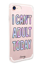 iPhone Case - I Can't Adult Today