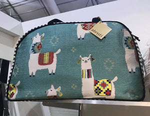 Large Overnight Llama Bag