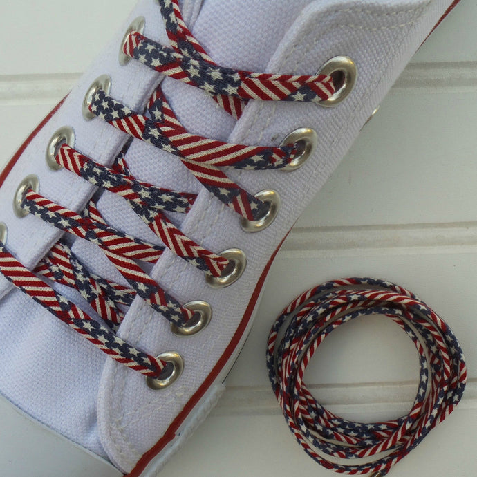 Shoelaces - Flags