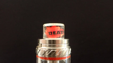 12.5mm DeadPool  360 Driptip