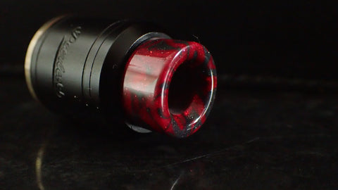 810 Red/Black Driptip