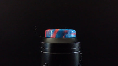 810 Red/White/Blue Nano Driptip
