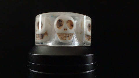 810 Creepy Skulls Driptip