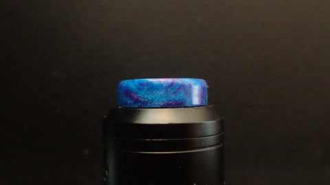 810 Purple/Blue Glow Driptip