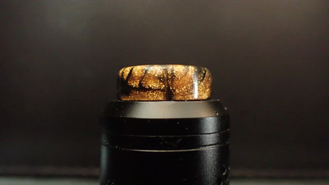 810 Black/Gold Driptip