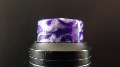 810 Purple/Silver Driptip