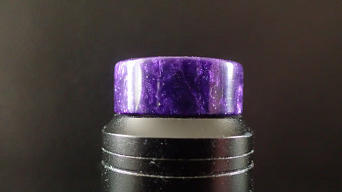 810 Purple/Black Driptip