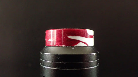 810 Red/White Driptip