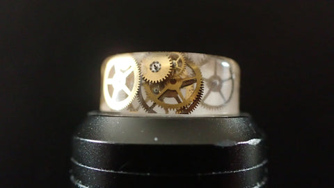 810 Real watch gears Ghost Driptip