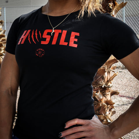 Women's Hustle Tee