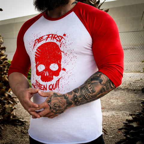 Unisex Die First Then Quit Reglan