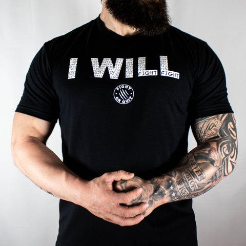 Men's I Will Fight Tee