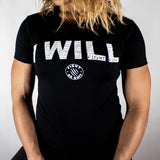 Women's I Will Fight Tee