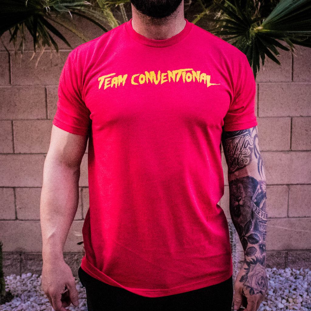 Men's Team Conventional Tee