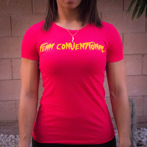 Women's Team Conventional Tee