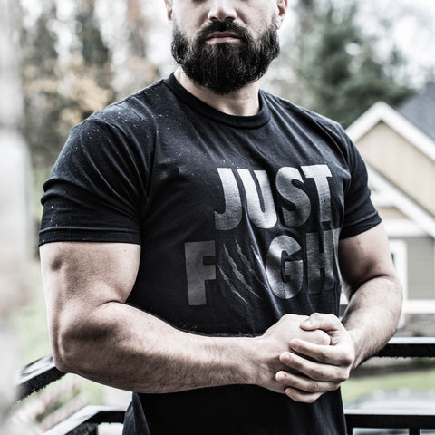 Men's Just Fight Tee