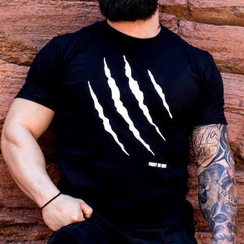 Men's Claw Tee (Black)
