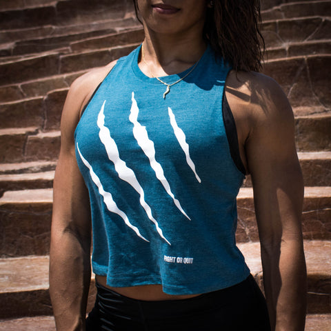 FQ Claw Crop (multiple colors available)