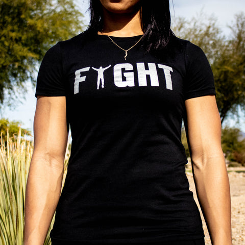 Women's FIGHT Tee