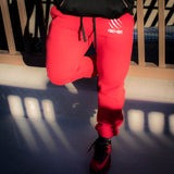 Unisex FQ Joggers with pockets (RED)
