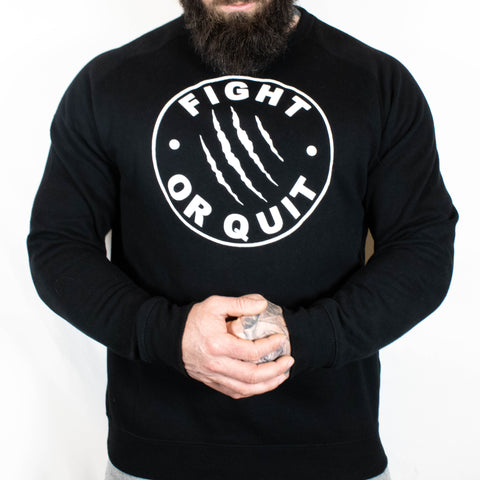 FQ Crew-Neck Sweater (unisex)