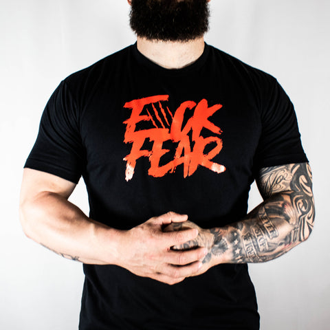Men's Fuck Fear Tee