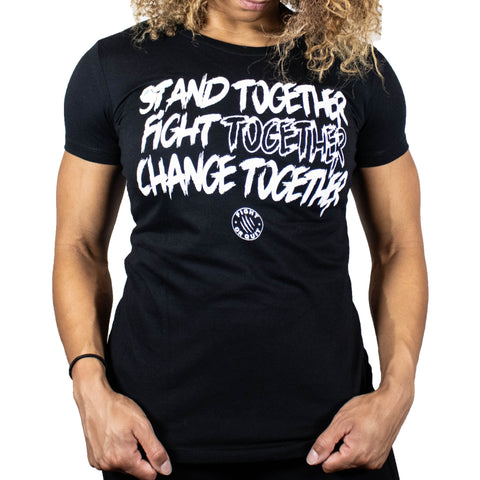 Women's Change Together Tee